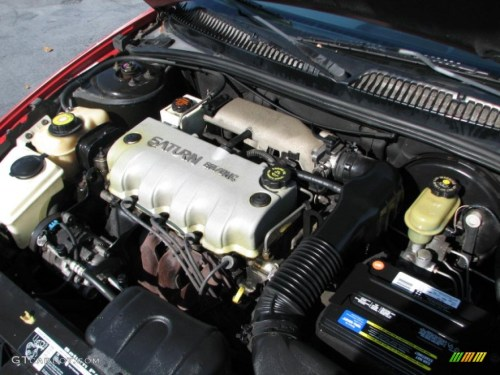 small resolution of 1998 saturn s series sc1 coupe 1 9 liter sohc 8 valve 4 cylinder engine photo