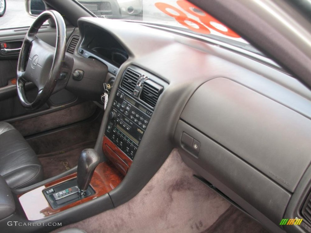 medium resolution of 1994 lexus ls 400 interior photo 39838327