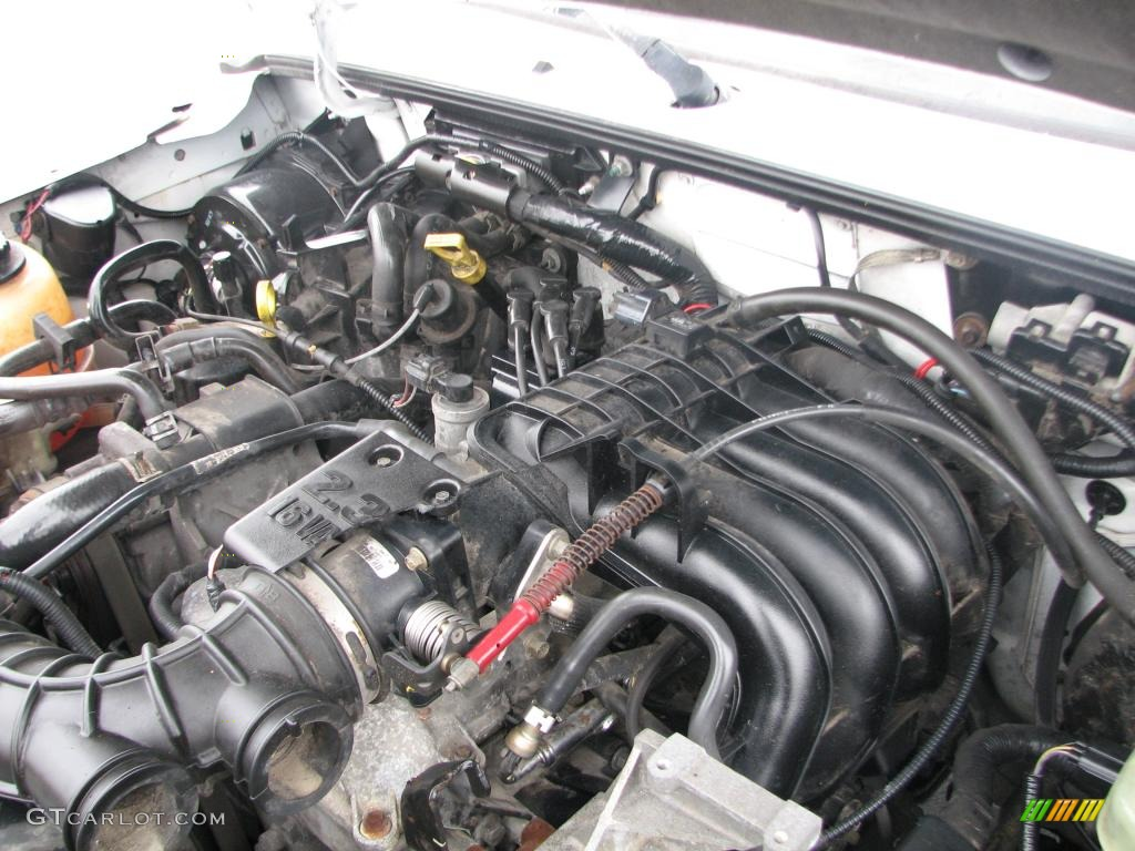 ford ranger 2 3 engine diagram beko cooker wiring 4 cylinder to plug free