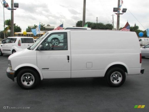 small resolution of ivory white 2001 chevrolet astro commercial van exterior photo 39846166
