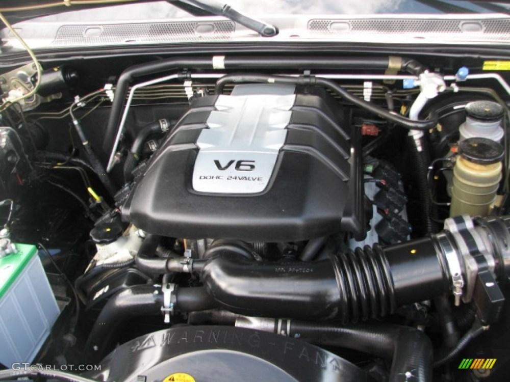 medium resolution of 2001 isuzu rodeo ls 3 2 liter dohc 24 valve v6 engine photo 2001 isuzu rodeo ls v6 32 engine diagram