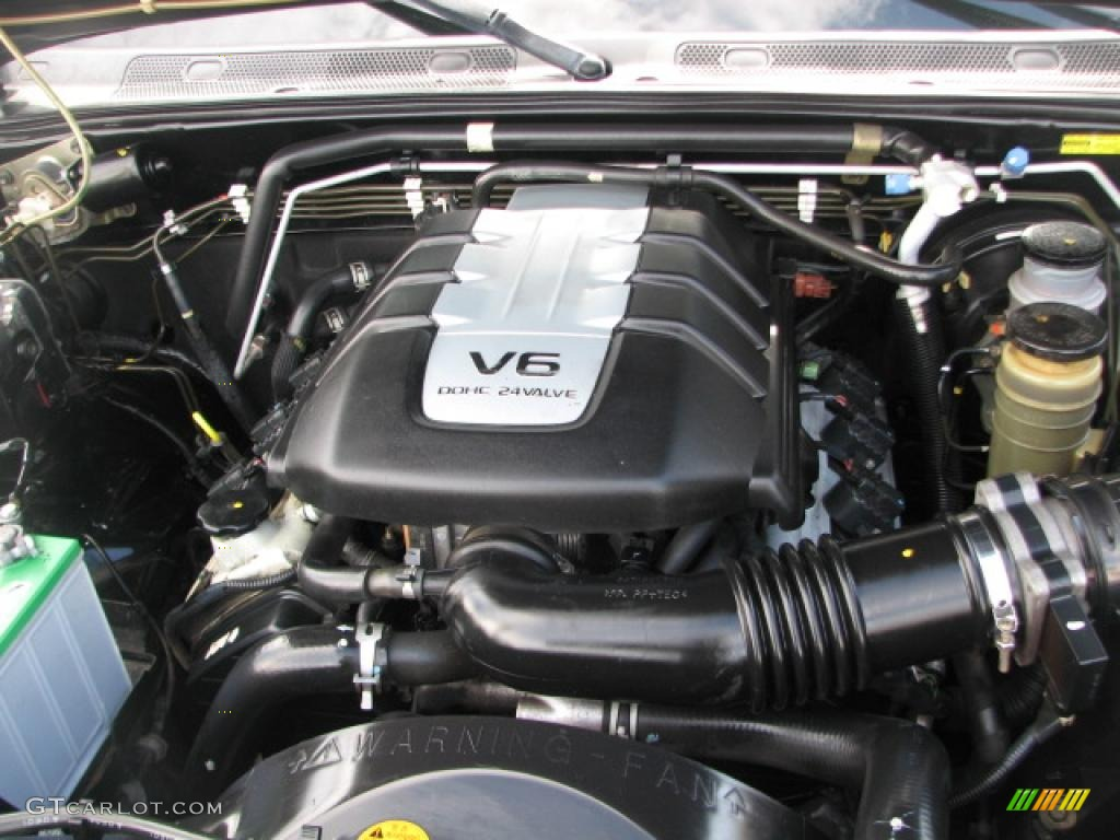 hight resolution of 2001 isuzu rodeo ls 3 2 liter dohc 24 valve v6 engine photo 2001 isuzu rodeo ls v6 32 engine diagram