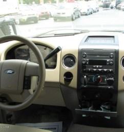 2007 ford f150 xlt supercrew tan dashboard photo 39885364 [ 1024 x 768 Pixel ]