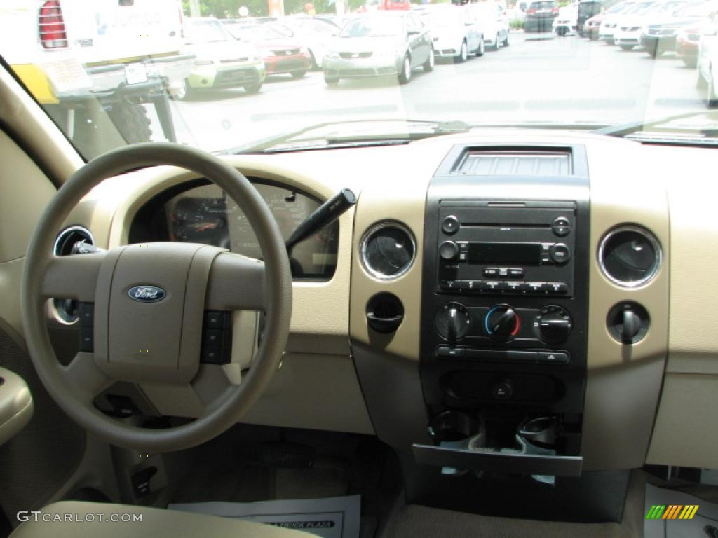 hight resolution of 2007 ford f150 xlt supercrew tan dashboard photo 39885364