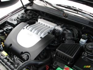 2009 Kia Sportage EX V6 27 Liter DOHC 24Valve V6 Engine