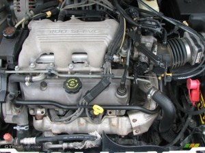 1999 Chevrolet Malibu LS Sedan 31 Liter OHV 12Valve V6