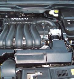 2004 volvo s40 2 4i 2 4 liter dohc 20v inline 5 cylinder engine [ 1024 x 768 Pixel ]