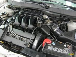 2001 Mercury Sable LS Premium Sedan 30 Liter DOHC 24