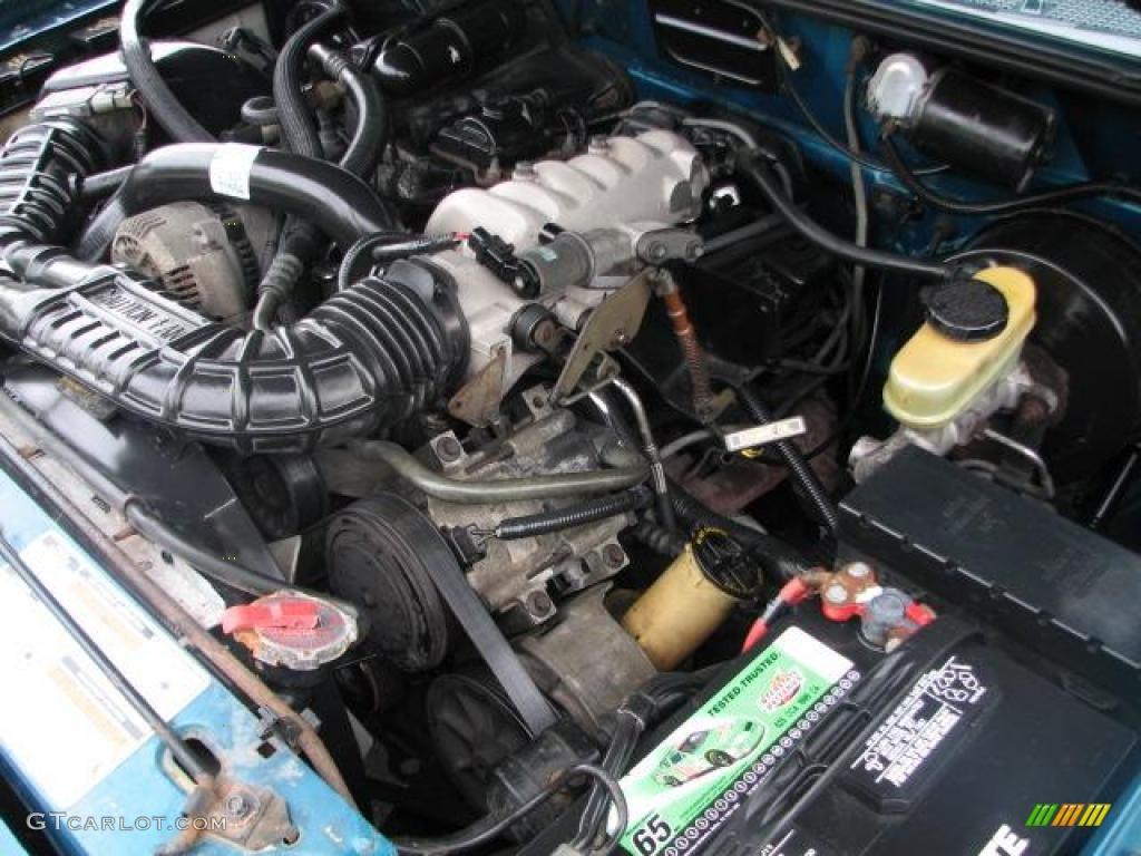 1993 Ford Ranger 3 0 Engine Diagram