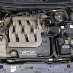 2002 Mercury Cougar Engine Diagram 2004 Dodge Ram 1500 7 Pin Trailer Wiring Pontiac Aztek