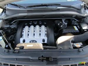 2006 Kia Sportage LX V6 4x4 27 Liter DOHC 24Valve V6