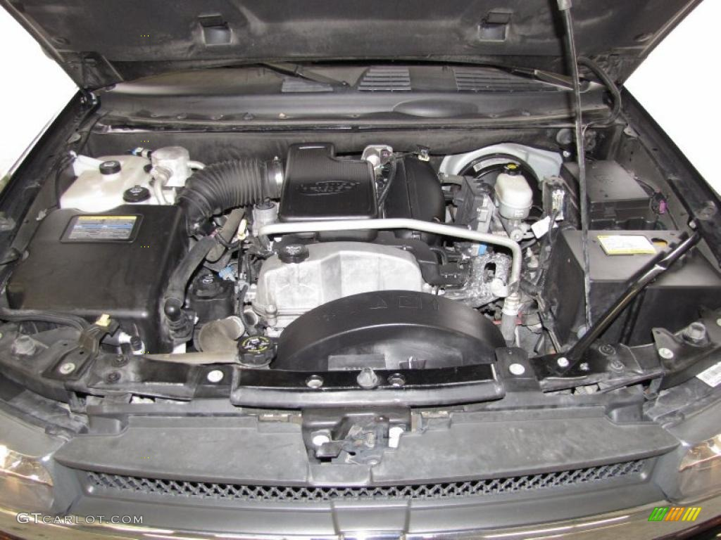 Trailblazer 4 2 Engine On 2006 Chevy Trailblazer 4 2 Engine Diagram