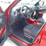 Black Red W Red Trim Interior 2011 Nissan Juke Sv Photo 40480758 Gtcarlot Com