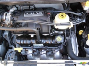 2003 Dodge Caravan SXT 33 Liter OHV 12Valve V6 Engine Photo #40560733 | GTCarLot