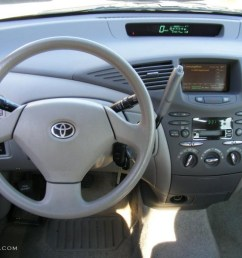 2002 toyota prius hybrid gray dashboard photo 40593573 [ 1024 x 768 Pixel ]