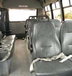 2002 ford e series cutaway e350 commercial passenger van interior photo 40637682 [ 1024 x 768 Pixel ]
