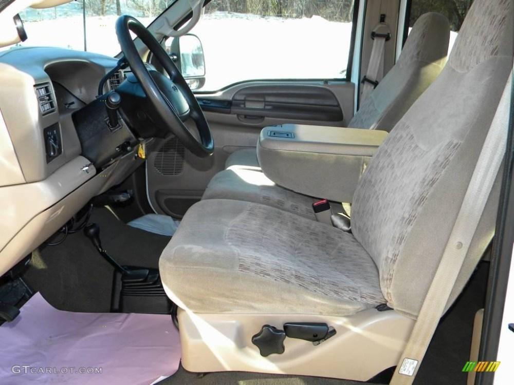 medium resolution of 1999 ford f250 super duty xlt crew cab 4x4 interior photo 40646082