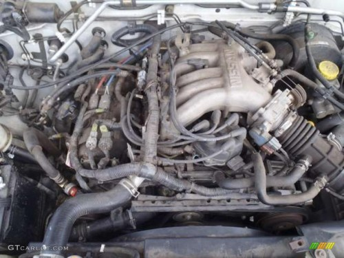 small resolution of  40757490 2002 nissan xterra xe v6 3 3 liter sohc 12 valve v6 engine photo 2004