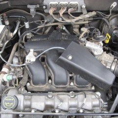 2003 Ford Escape Exhaust System Diagram Lenco Trim Tab Switch Wiring 3 Dohc V6 Duratec Engine Get Free Image