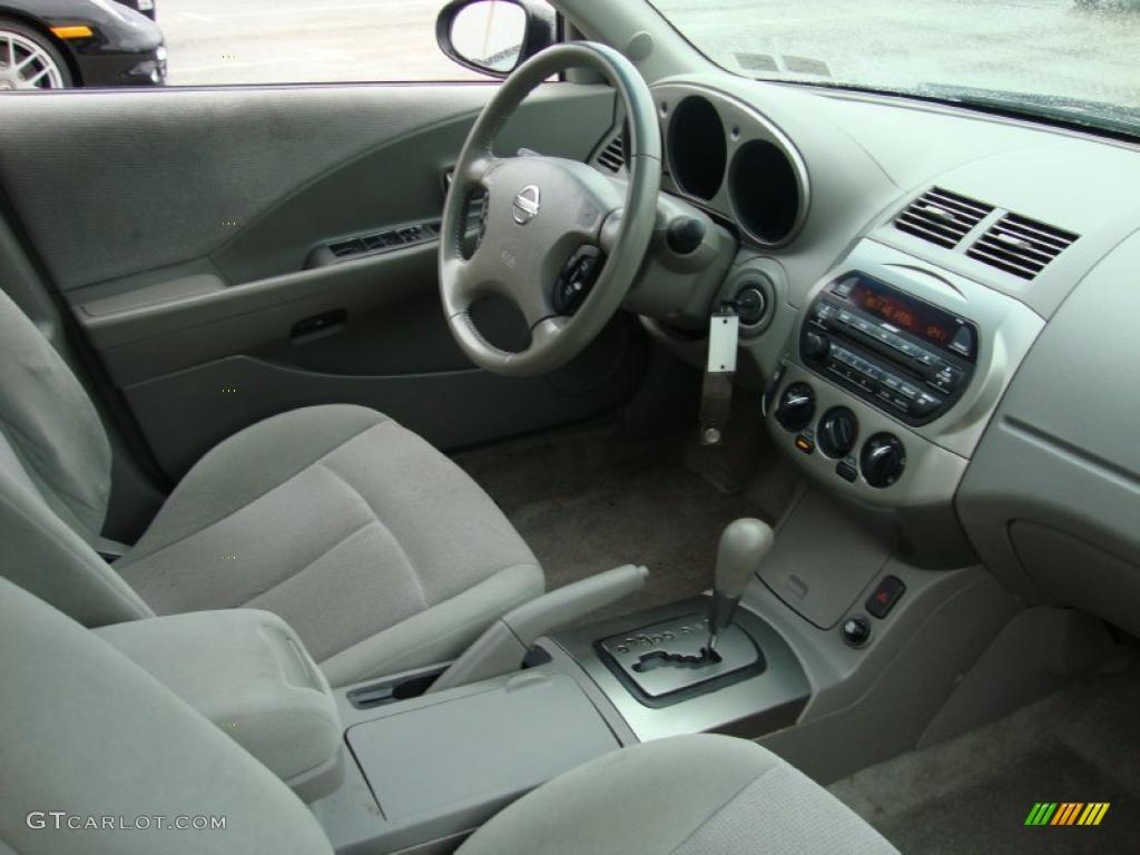 Altima 2003 Interior