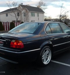 orient blue metallic 2000 bmw 7 series 740il sedan exterior photo 41040961 [ 1024 x 768 Pixel ]