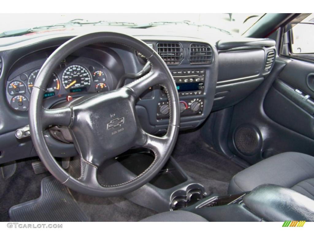 Chevrolet S10 Interior Accessories