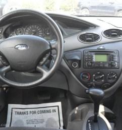 2003 ford focus se sedan medium graphite dashboard photo 41129394 [ 1024 x 768 Pixel ]