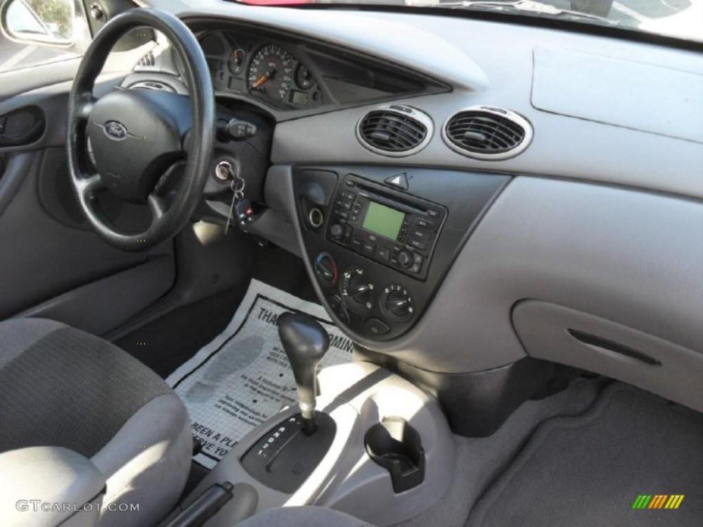 medium resolution of medium graphite interior 2003 ford focus se sedan photo 41129475