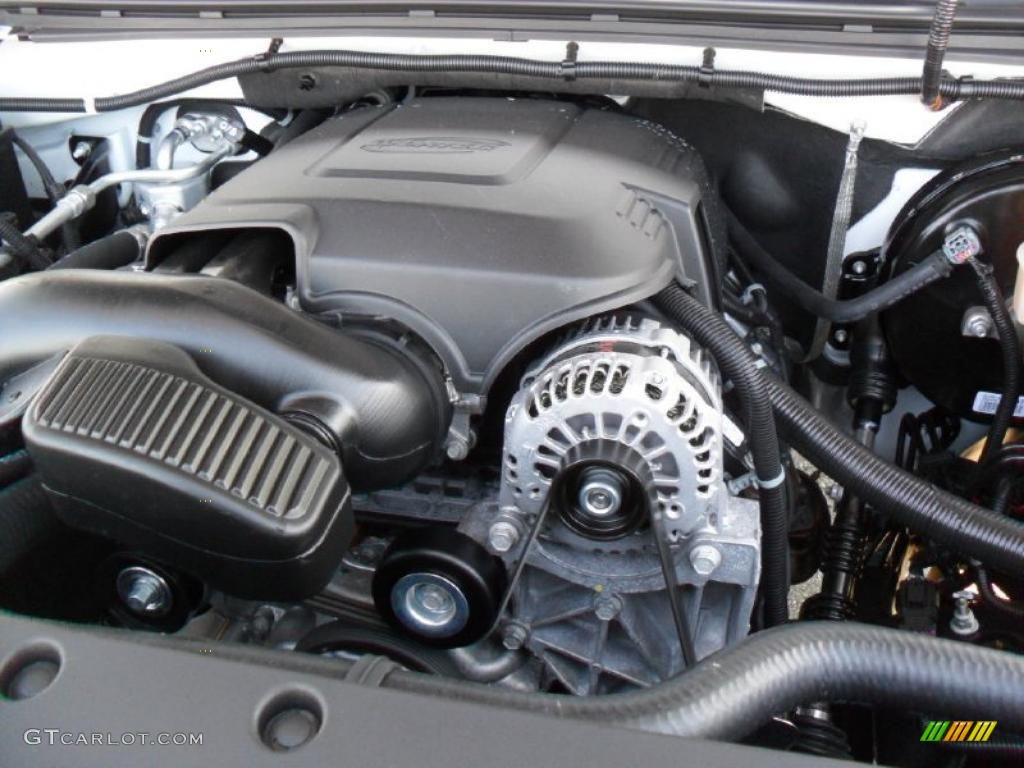 2007 Chevy Silverado Extended Cab