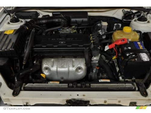 small resolution of 2000 daewoo leganza sx engine photos