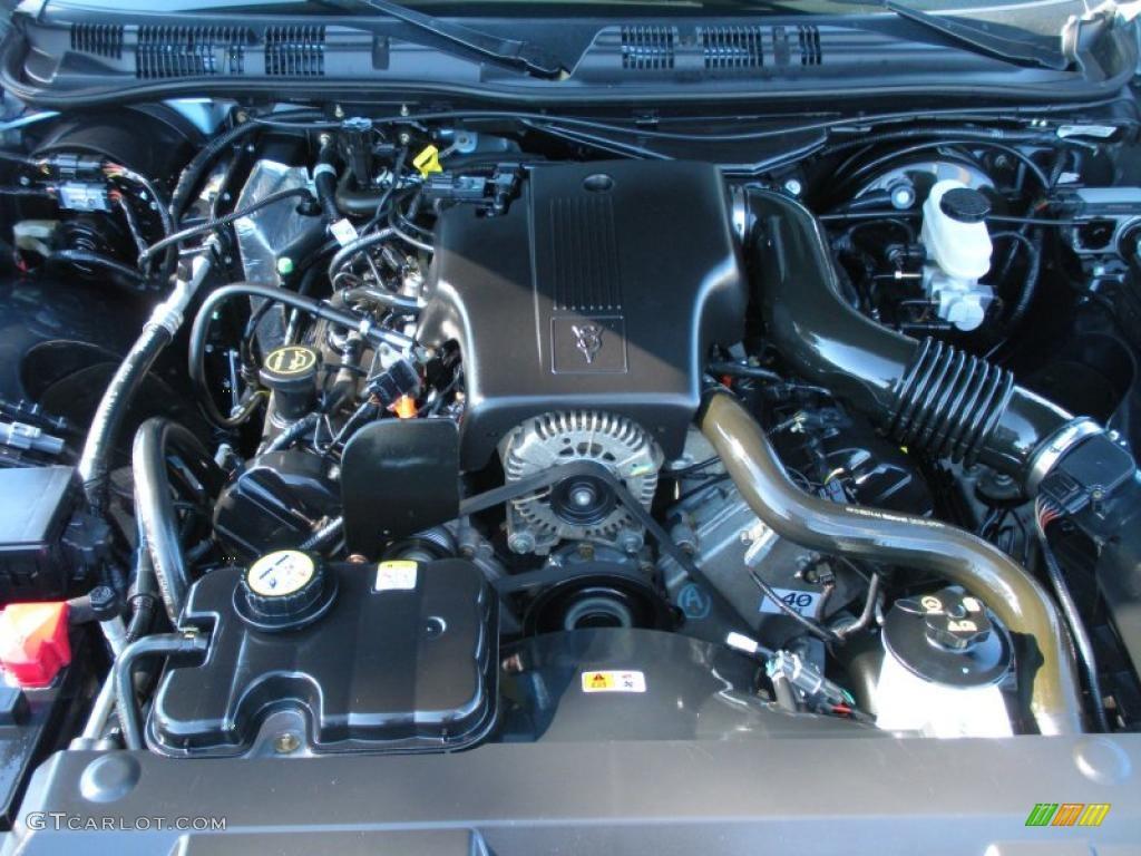 2004 Mercury Grand Marquis Engine