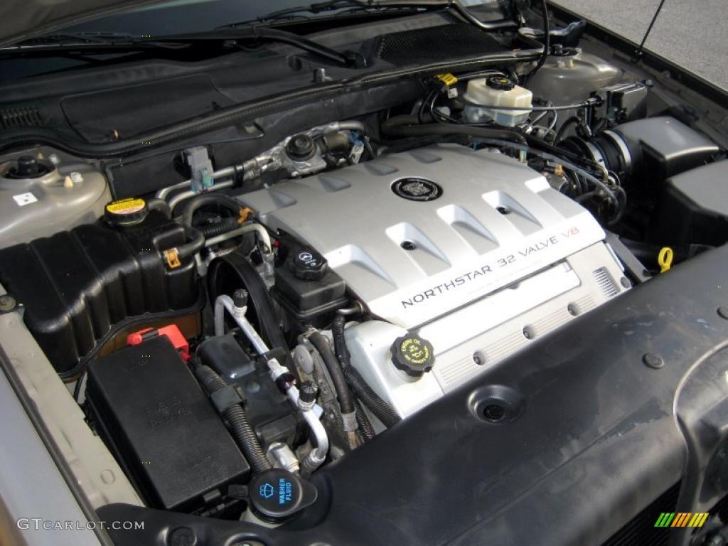 2001 Cadillac Deville Big Engine