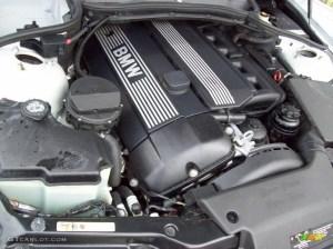 Engine Bmw 325i