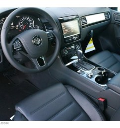 black anthracite interior 2011 volkswagen touareg vr6 fsi sport 4xmotion photo 41532005 [ 1024 x 768 Pixel ]