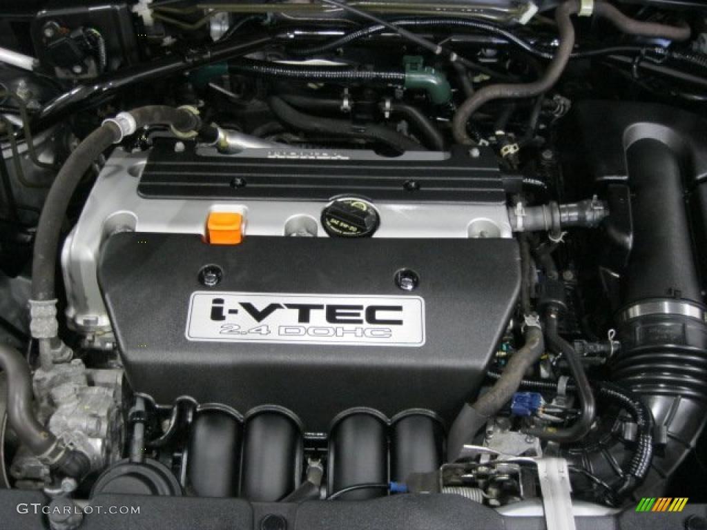 Honda Engine Ex C Rv 2005