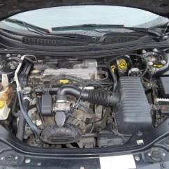 Dodge 2 4 Engine Diagram 1995 Mustang Alternator Wiring Liter Free Image