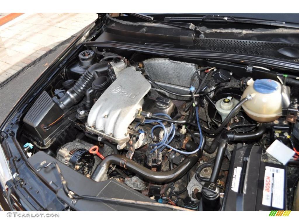 1996 Jetta Engine Diagram