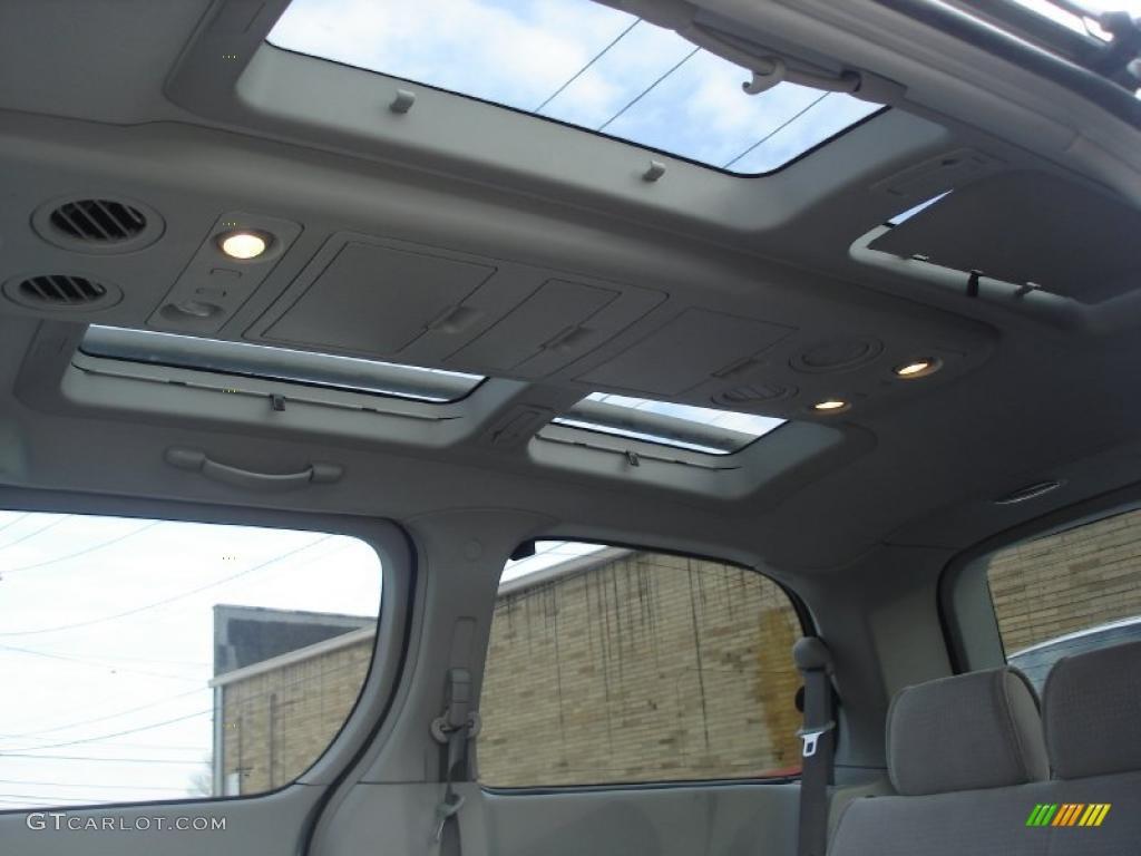2007 Nissan Quest Interior Dashboard