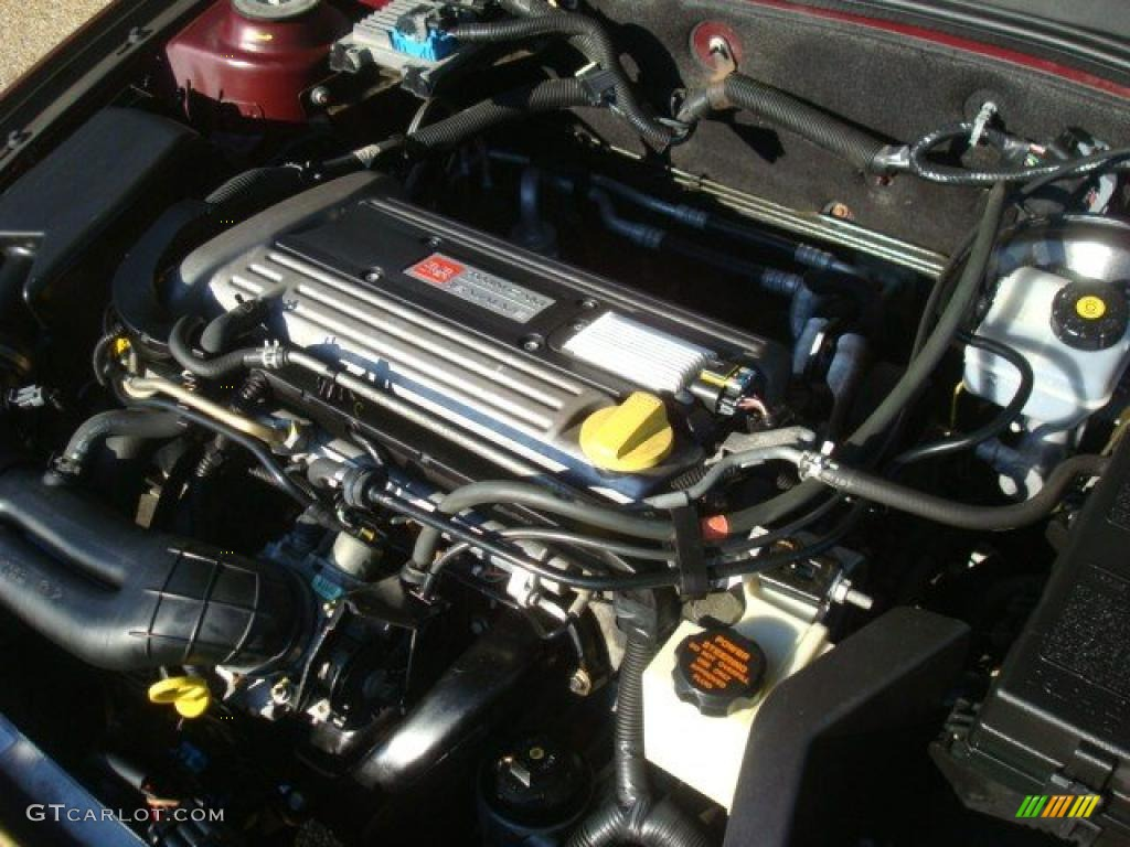 hight resolution of 2002 saturn l series l200 sedan 2 2 liter dohc 16 valve 4 cylinder engine photo