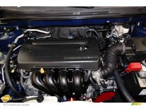 2007 Toyota Corolla LE 18L DOHC 16V VVTi 4 Cylinder