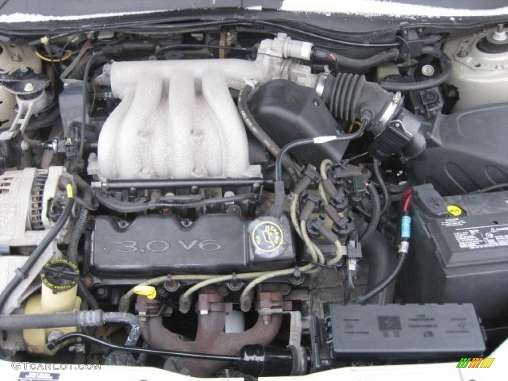 Ford Taurus Engine Diagram Further 2003 Ford Taurus Engine Diagram