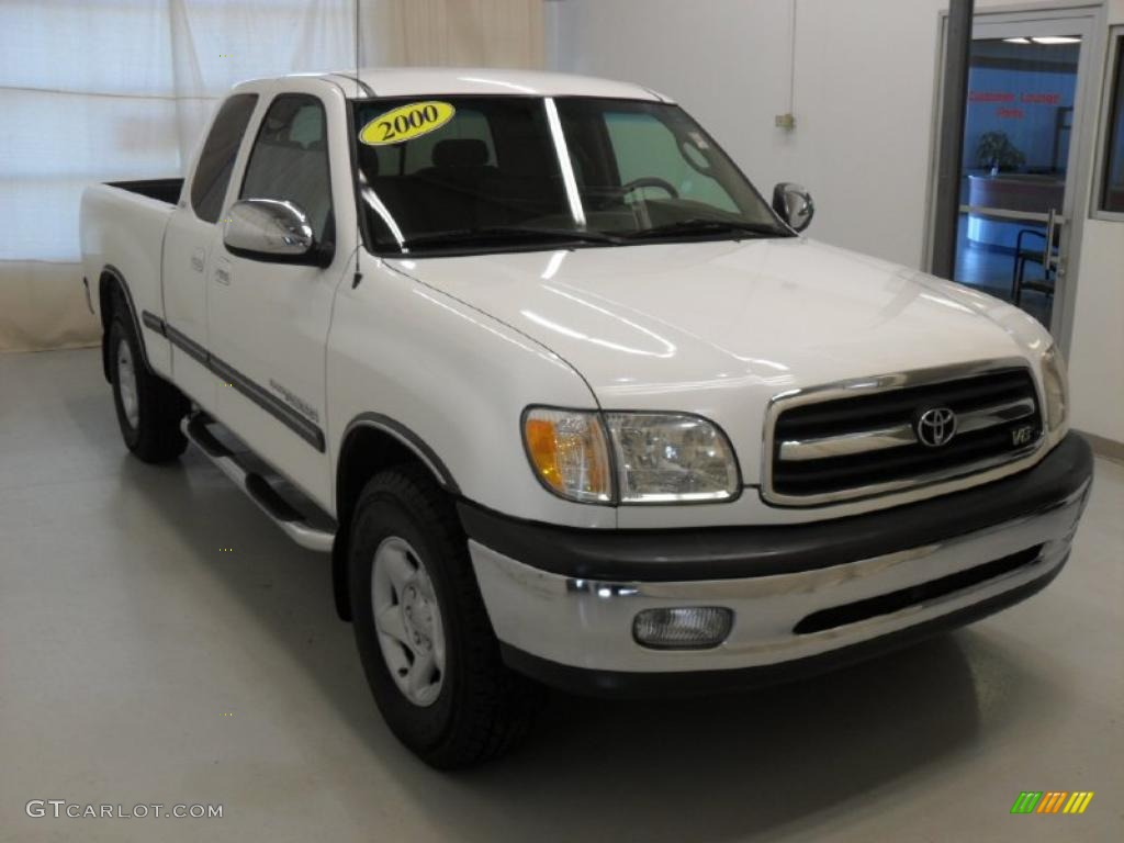 hight resolution of 2000 tundra sr5 extended cab natural white oak photo 5