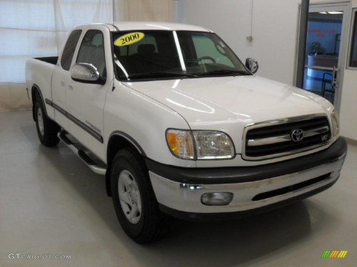 small resolution of 2000 tundra sr5 extended cab natural white oak photo 5