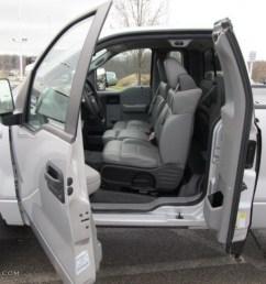 2007 ford f150 xl regular cab 4x4 interior photo 42255286 [ 1024 x 768 Pixel ]