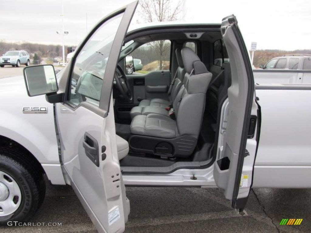hight resolution of 2007 ford f150 xl regular cab 4x4 interior photo 42255286