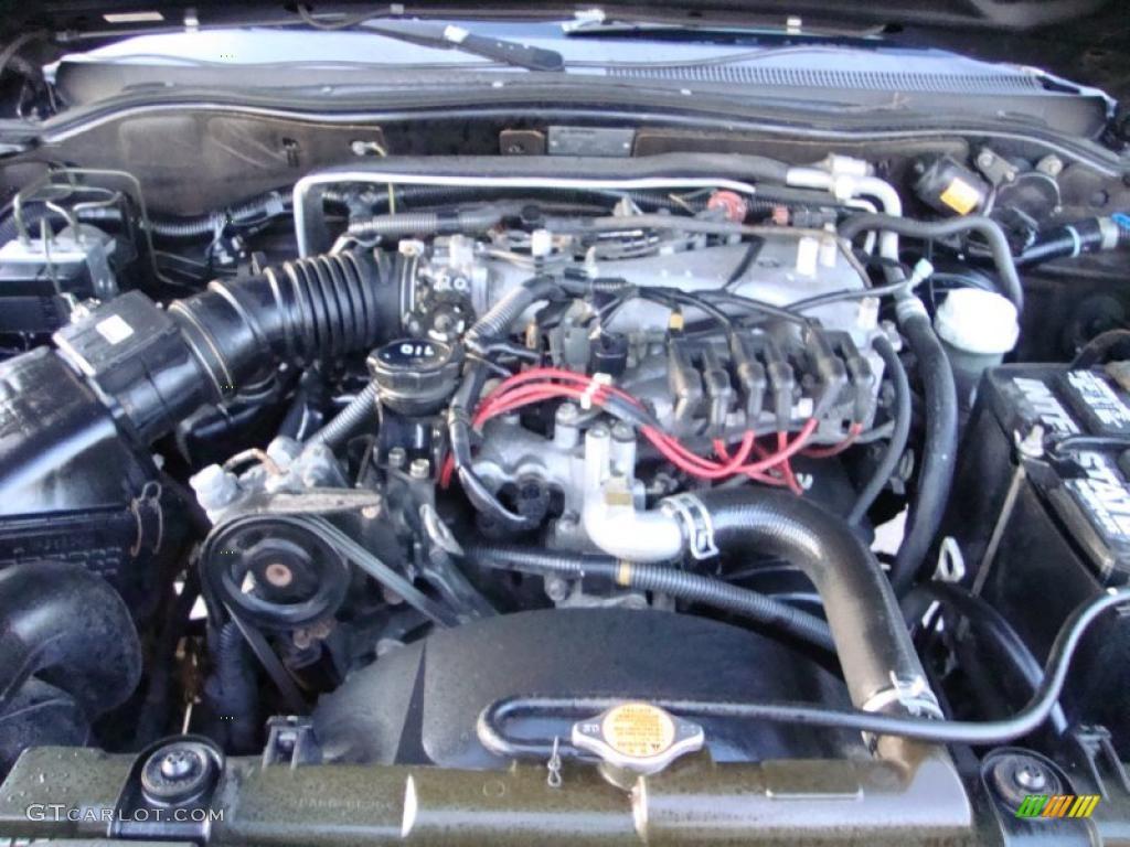 2000 mitsubishi montero sport 3 0 engine diagram off delay timer wiring 2002 es 4x4 liter sohc 24