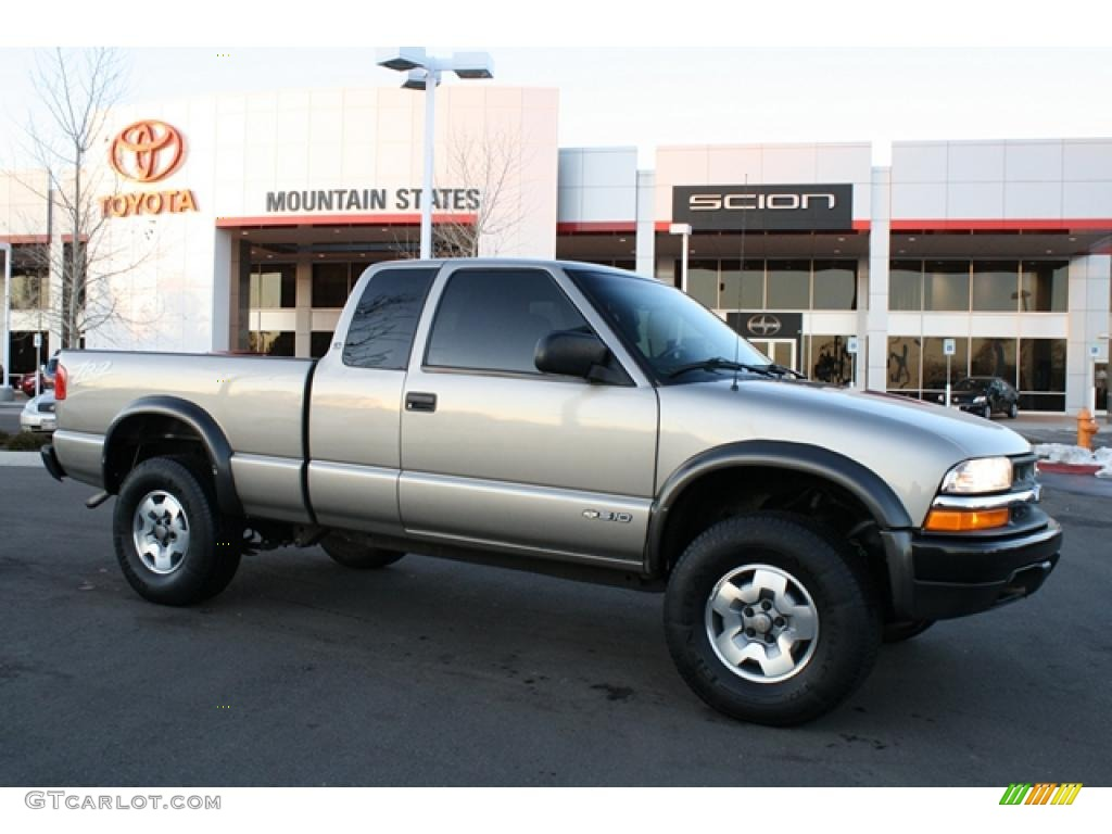 hight resolution of 2003 light pewter metallic chevrolet s10 zr2 extended cab 4x4 2003 s10 2003s 10 zr2 wiring