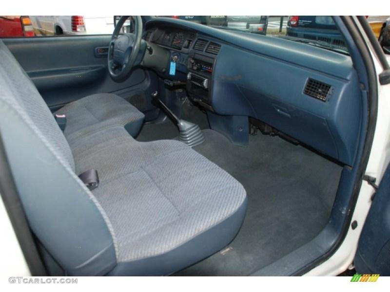 T100 Interior