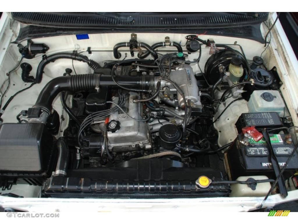 Toyota T100 3 4 Engine Diagram 1998