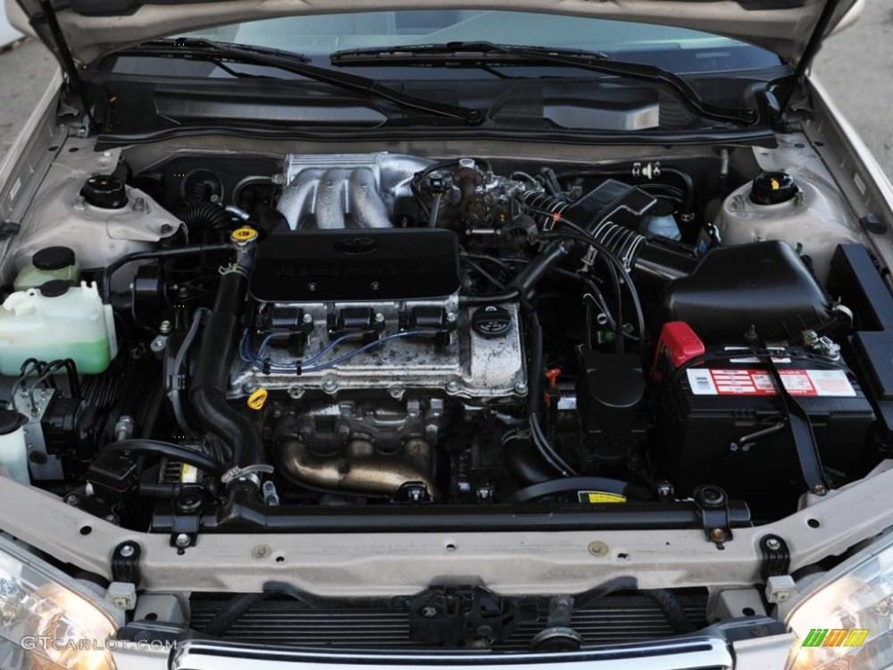 medium resolution of 2001 toyota camry le v6 3 0 liter dohc 24 valve v6 engine photo rh gtcarlot